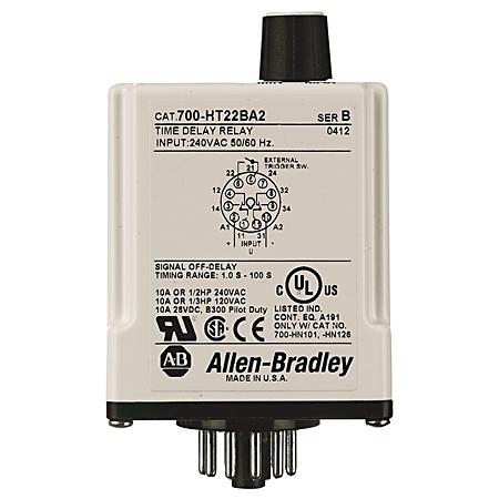 Allen Bradley 700-HT12AU120
