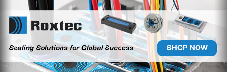Roxtec cable seals for multiple industrial applications