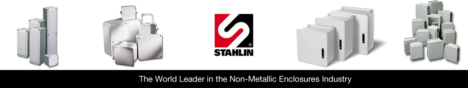 Stahlin Non-Metallic Enclosures Available from BgBsupply.com